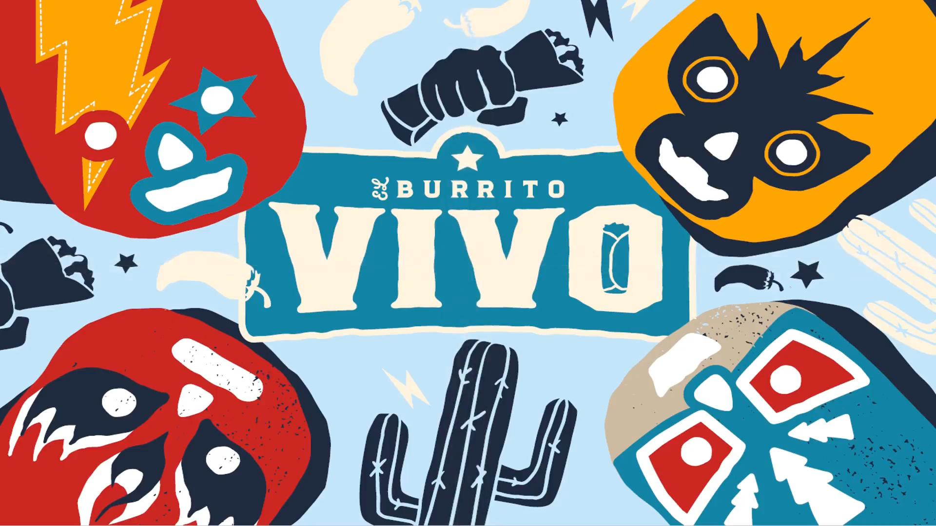 Burrito Vivo Food Truck